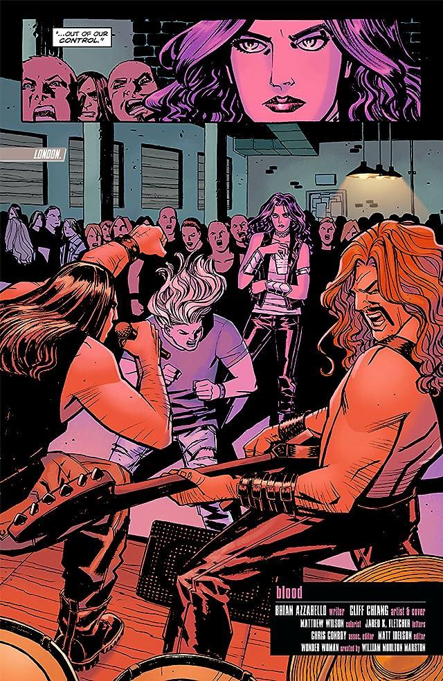 Wonder Woman (2011-) #4