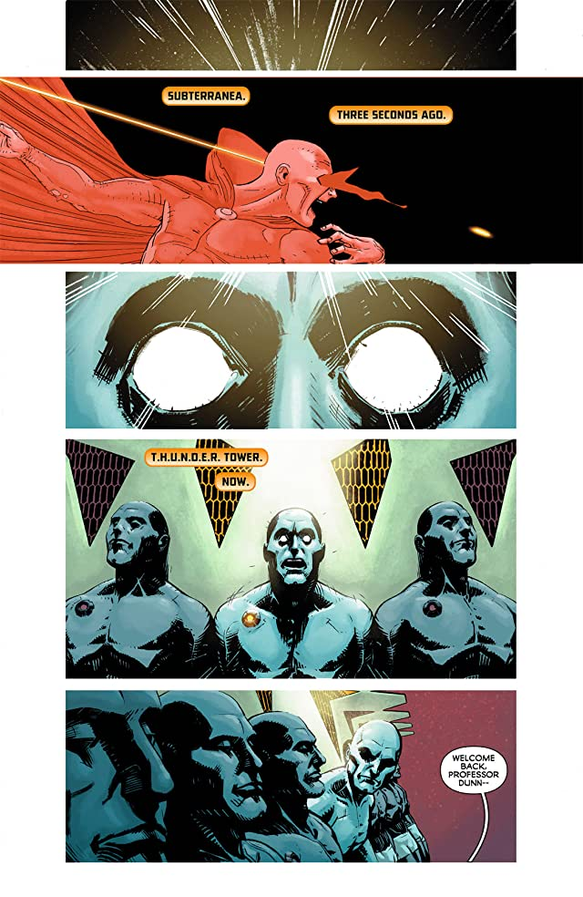 click for super-sized previews of THUNDER Agents (2011-2012) #2
