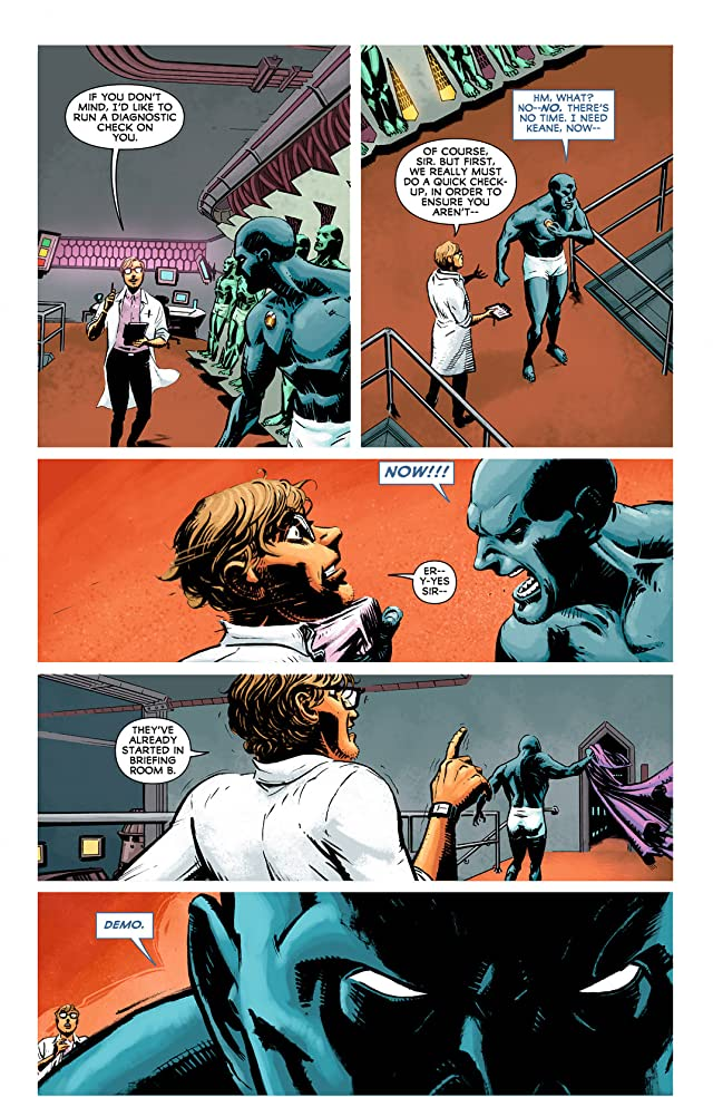 THUNDER Agents (2011-2012) #2 (of 6)