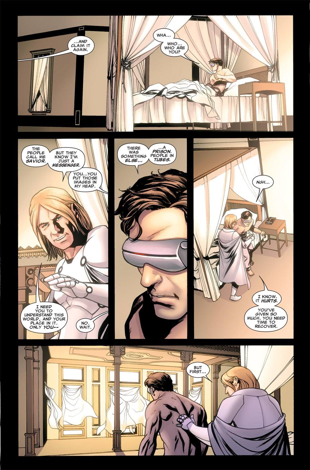 Astonishing X-Men (2004-2013) #45