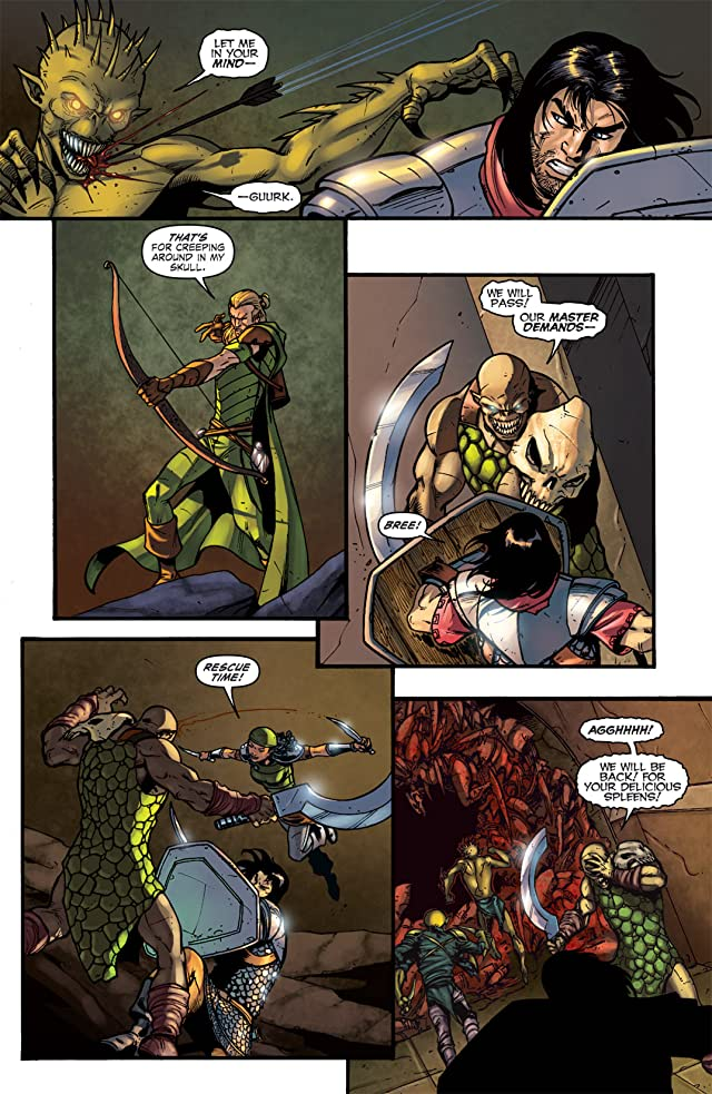 Dungeons and Dragons #14