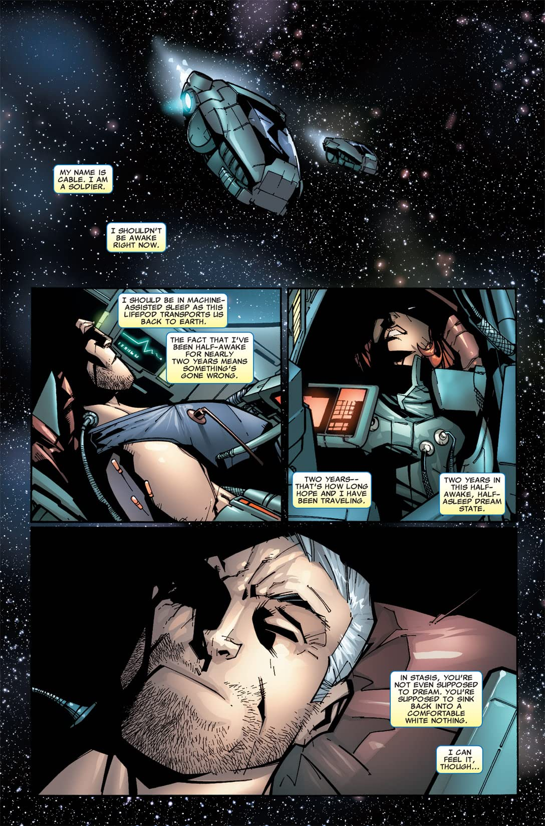 Cable (2008-2010) #21