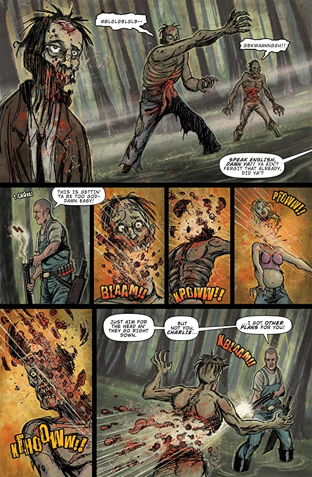 click for super-sized previews of Zombie Terrors #1