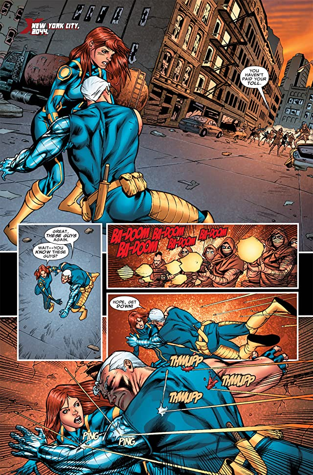 Cable (2008-2010) #23