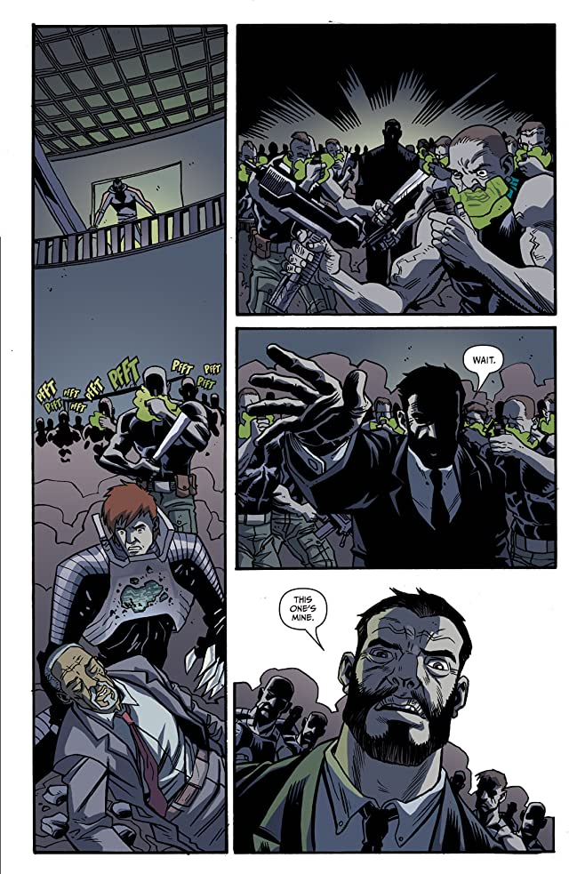 Fearless #4 (of 4)