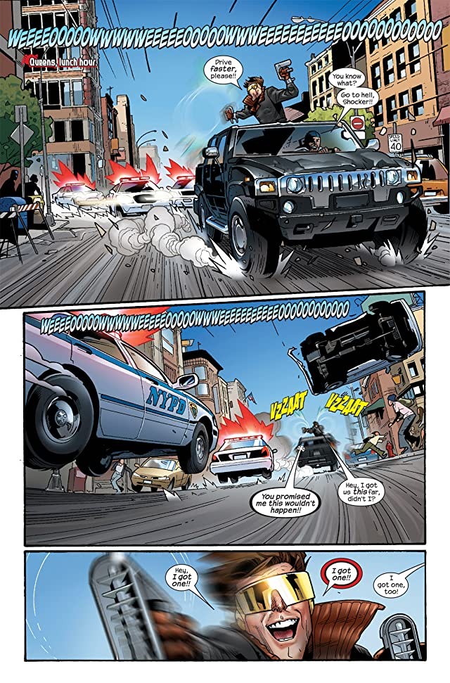 click for super-sized previews of Ultimate Spider-Man (2000-2009) #112