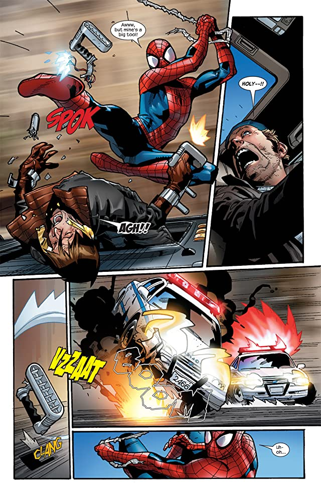 Ultimate Spider-Man (2000-2009) #112