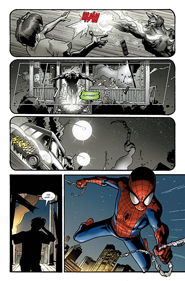 click for super-sized previews of Ultimate Spider-Man (2000-2009) #117