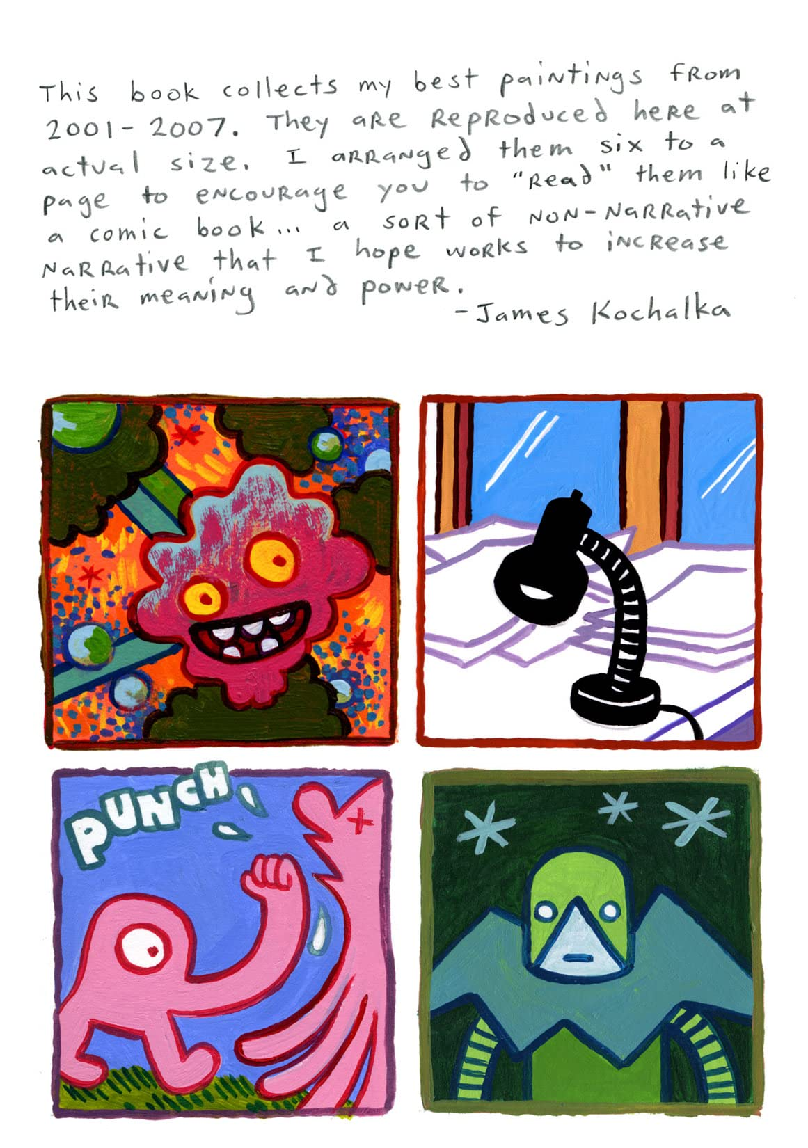 Little Paintings