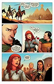 Red Sonja: She-Devil With A Sword #61