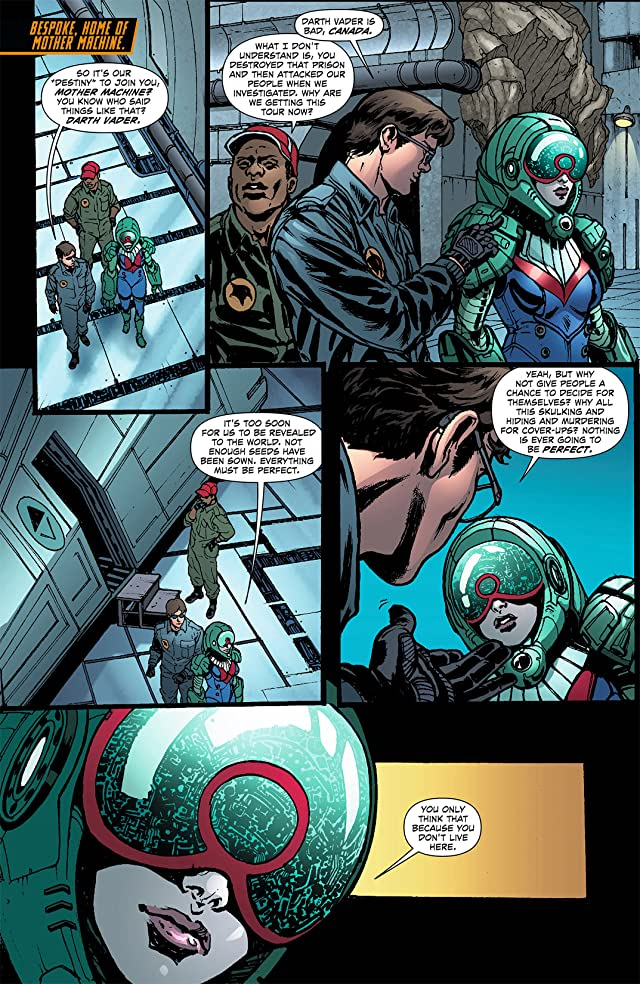 click for super-sized previews of Blackhawks (2011-2012) #4