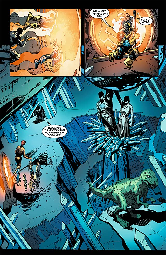 DC Universe Online Legends #20