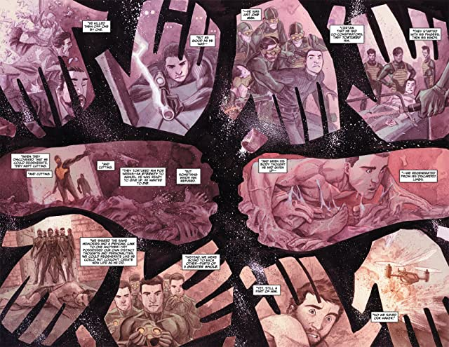 click for super-sized previews of The Flash (2011-) #4