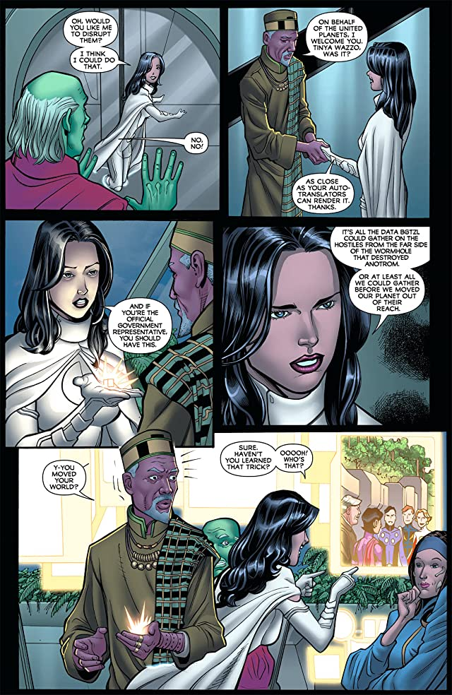 click for super-sized previews of Legion: Secret Origin (2011-) #3