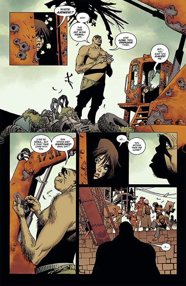 click for super-sized previews of Spaceman #3