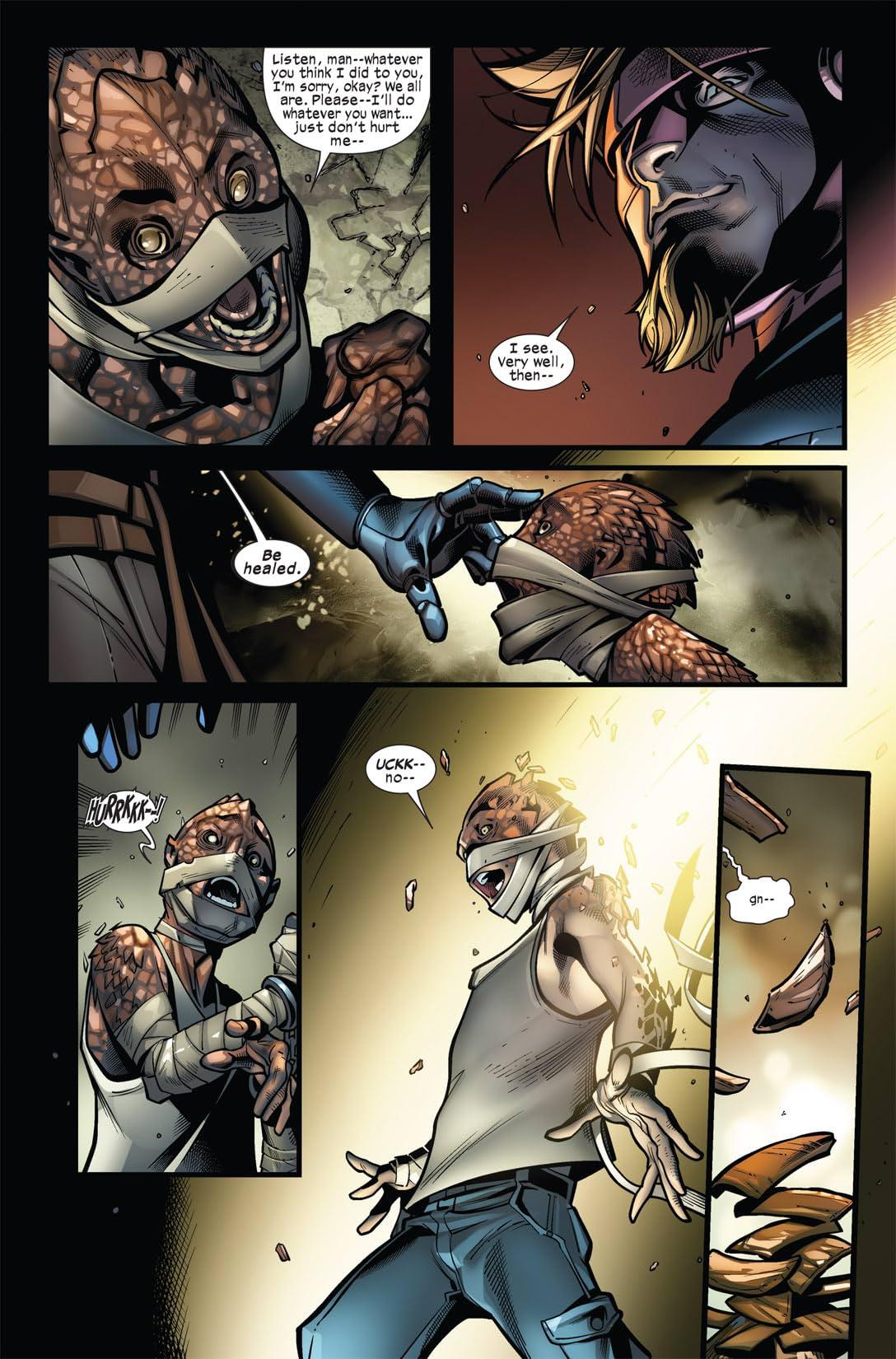 Ultimate Comics X-Men #5