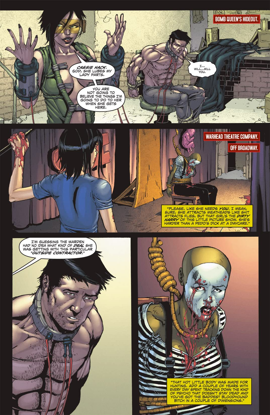 Hack/Slash #11