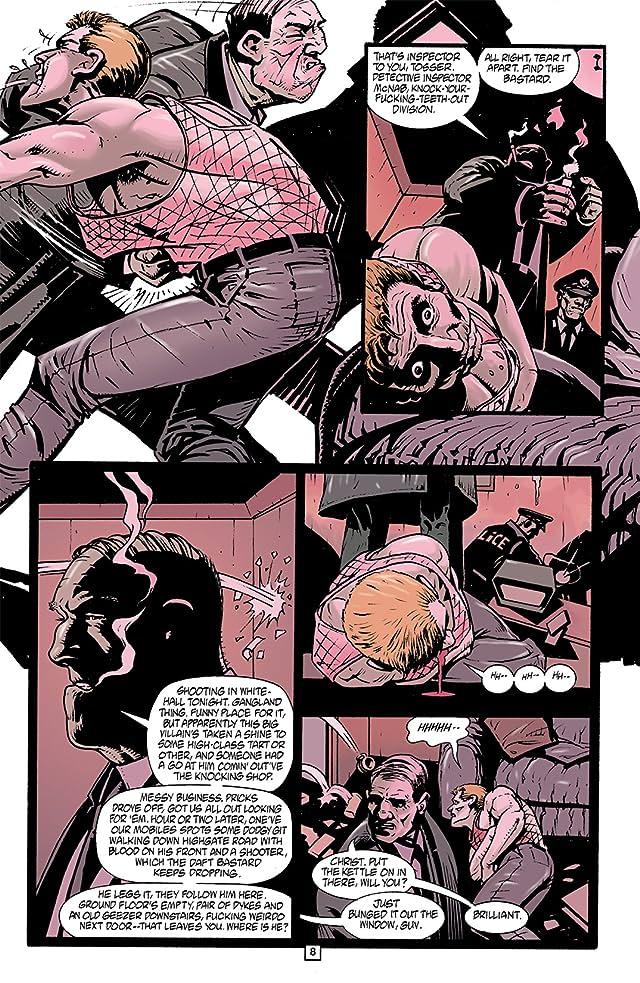 Hellblazer #129