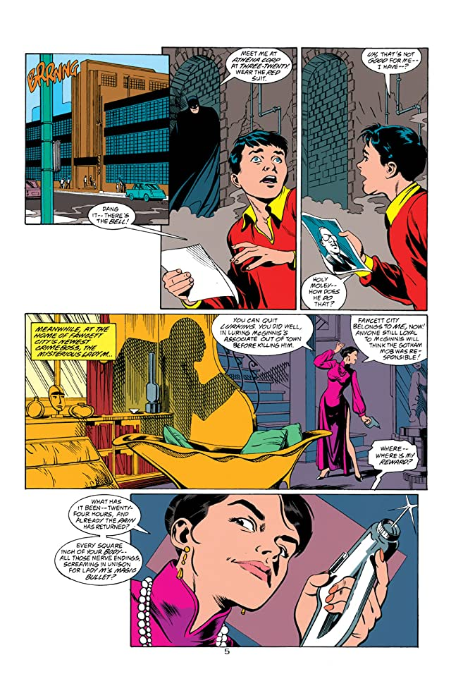 click for super-sized previews of The Power of Shazam (1995-1999) #22