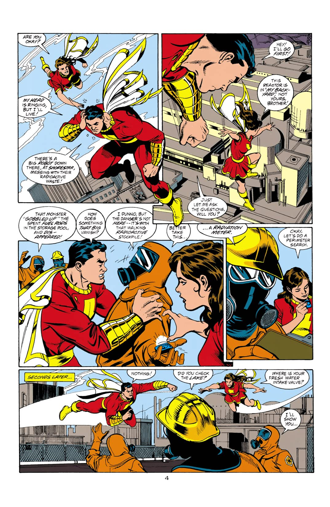 The Power of Shazam (1995-1999) #23