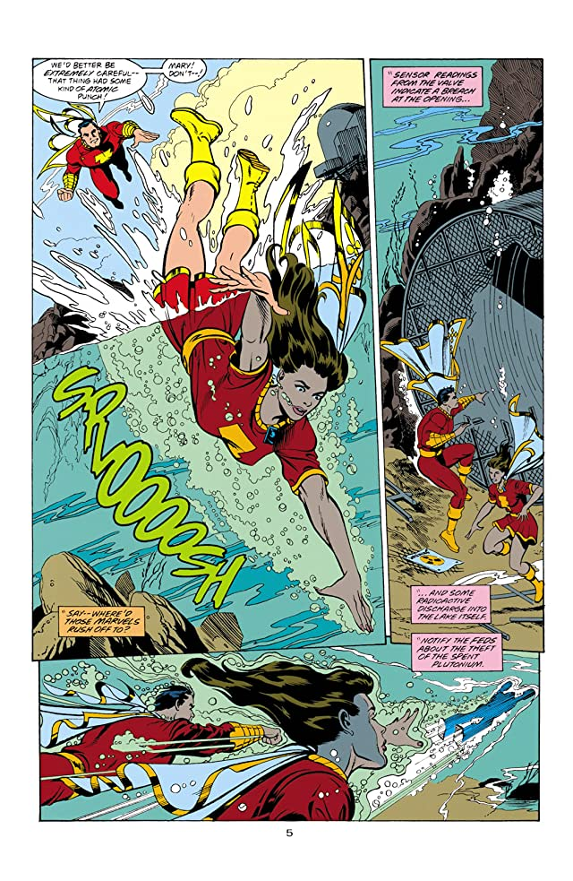 click for super-sized previews of The Power of Shazam (1995-1999) #23
