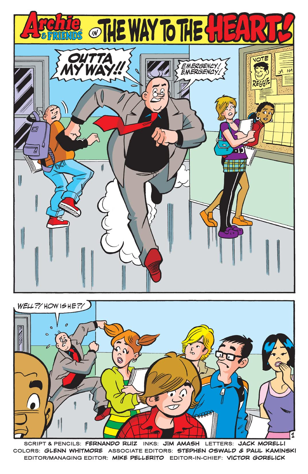 Archie & Friends #136