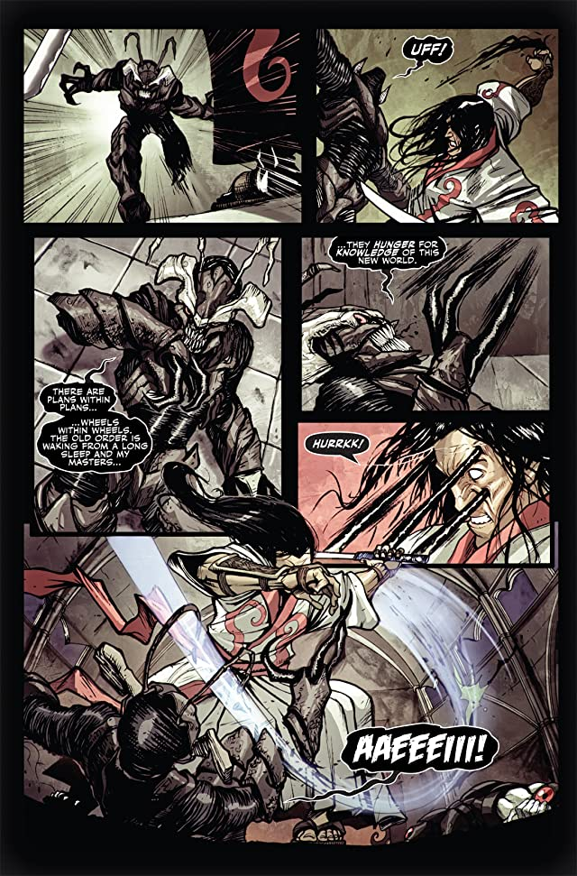 click for super-sized previews of Secret Warriors (2008-2011) #12