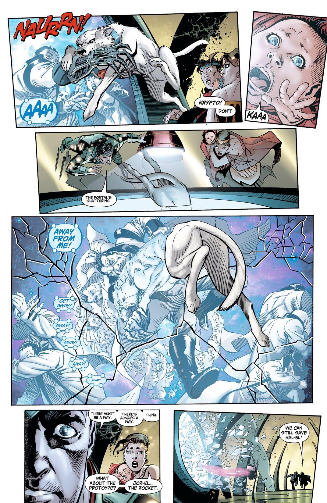 Action Comics (2011-) #5