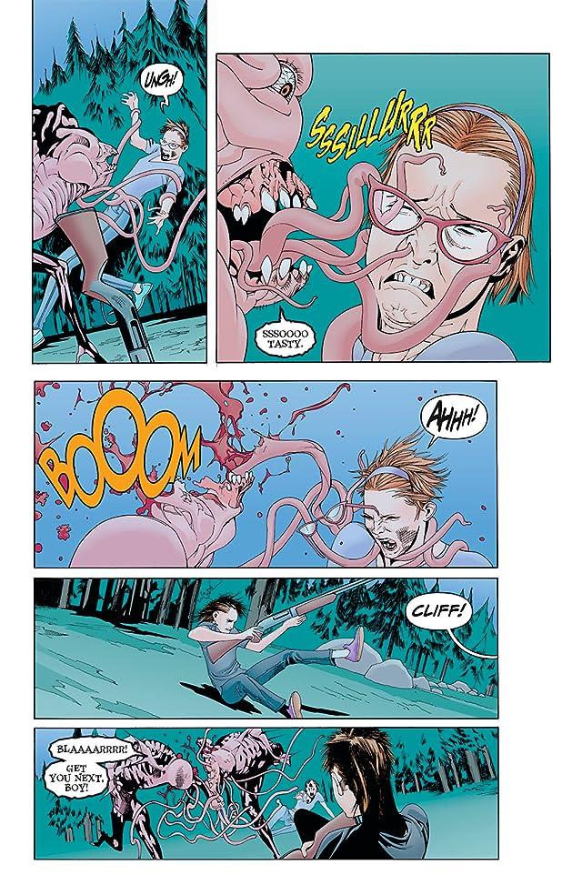 Animal Man (2011-2014) #5