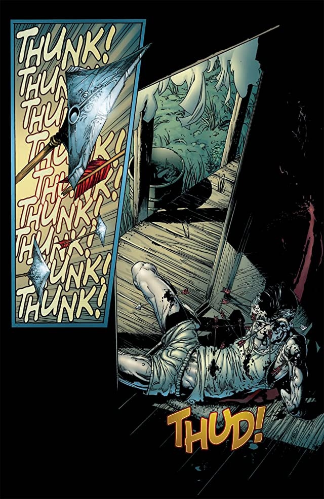 click for super-sized previews of The Darkness #34