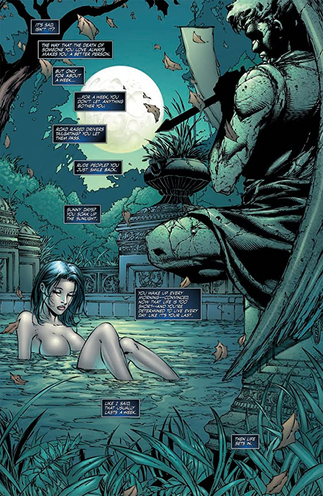 click for super-sized previews of The Darkness #33
