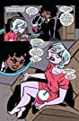 click for super-sized previews of iZombie #21