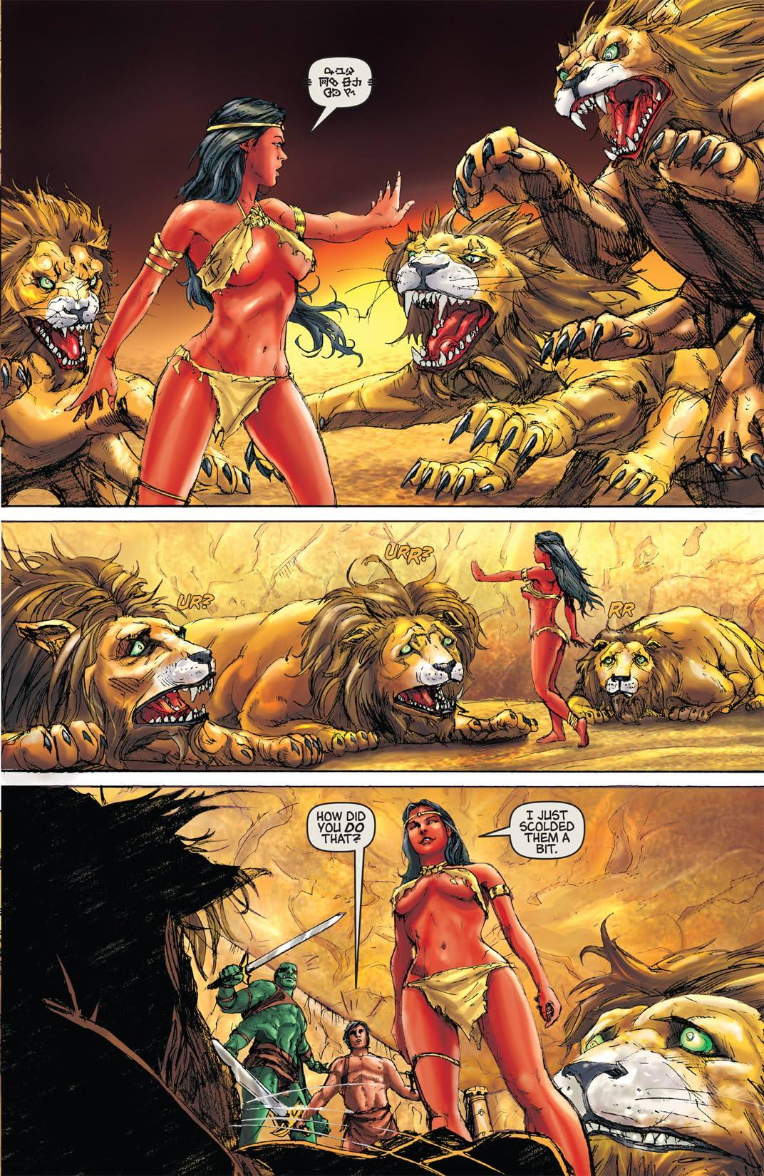 Warlord of Mars #14