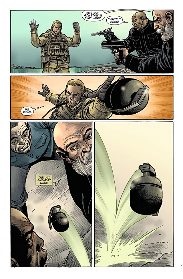 click for super-sized previews of Men of War (2011-2012) #5