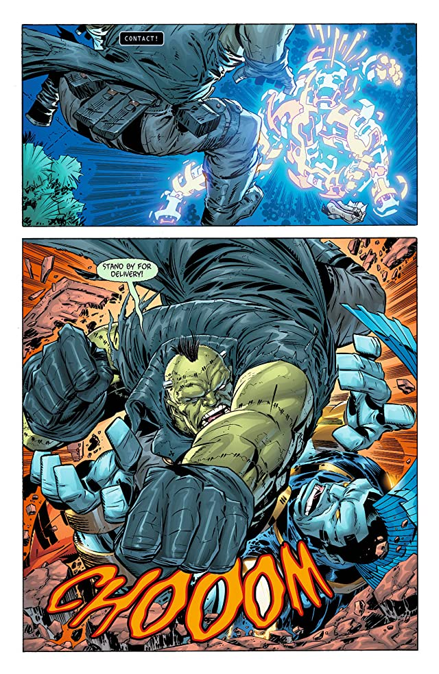 click for super-sized previews of OMAC (2011-2012) #5