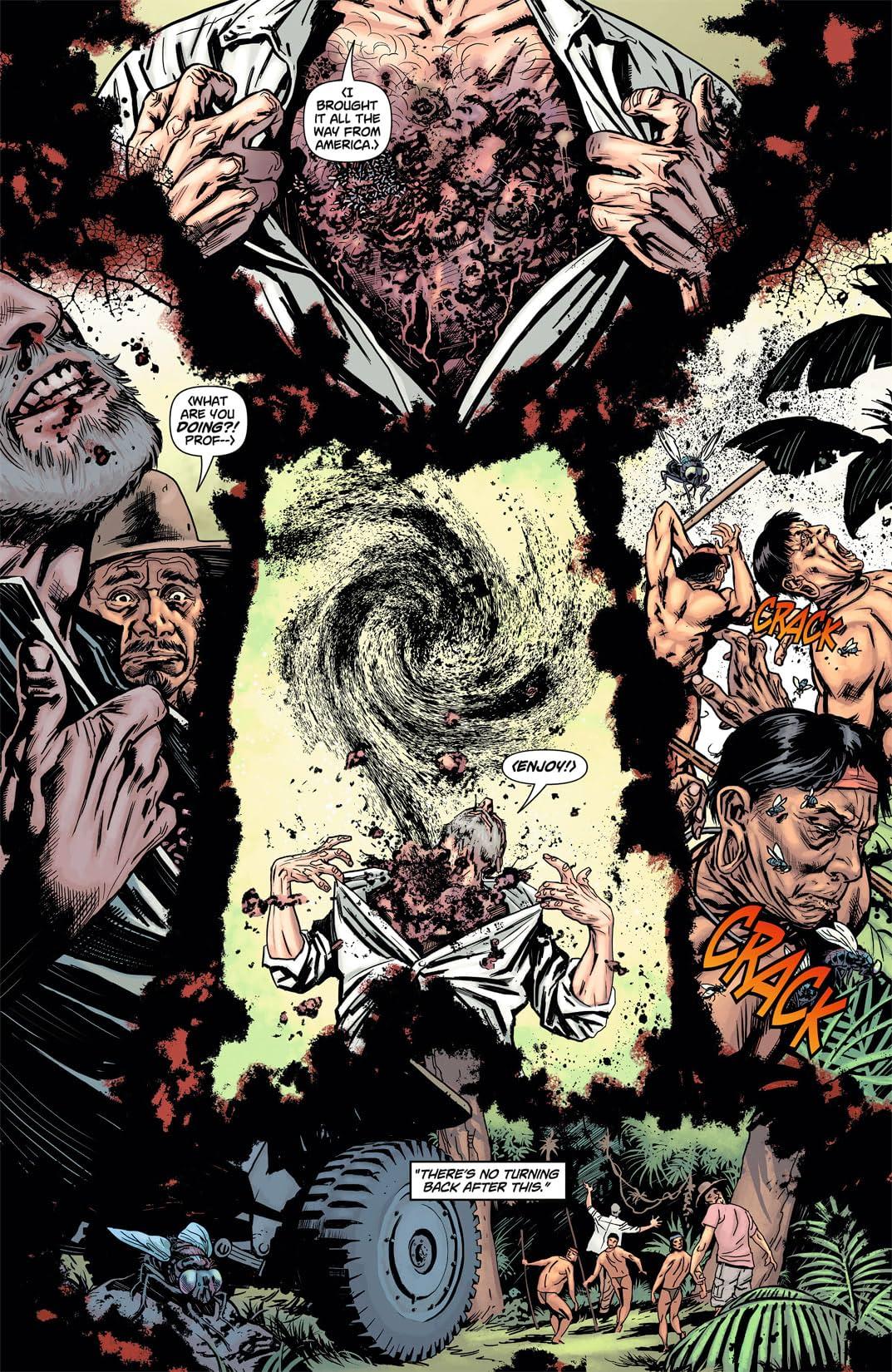 Swamp Thing (2011-2015) #5
