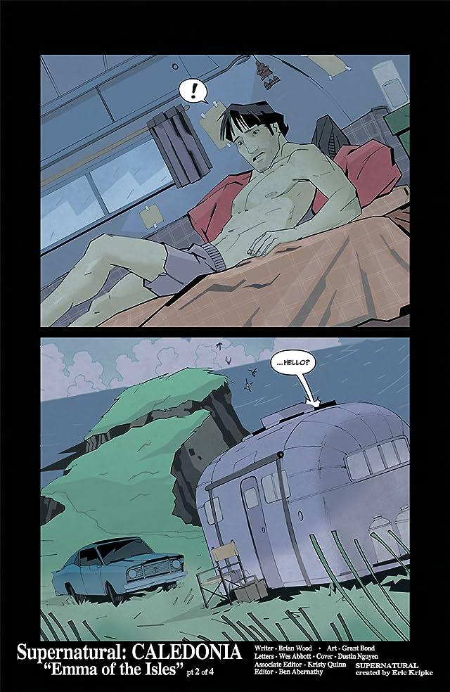 Supernatural (2011-2012) #4 (of 6)