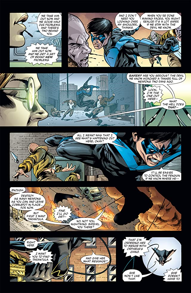 click for super-sized previews of Batman: Gotham Knights #56