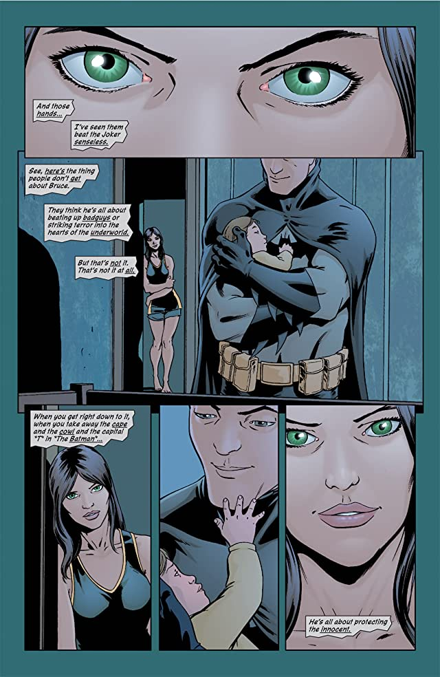 Catwoman (2002-2008) #71