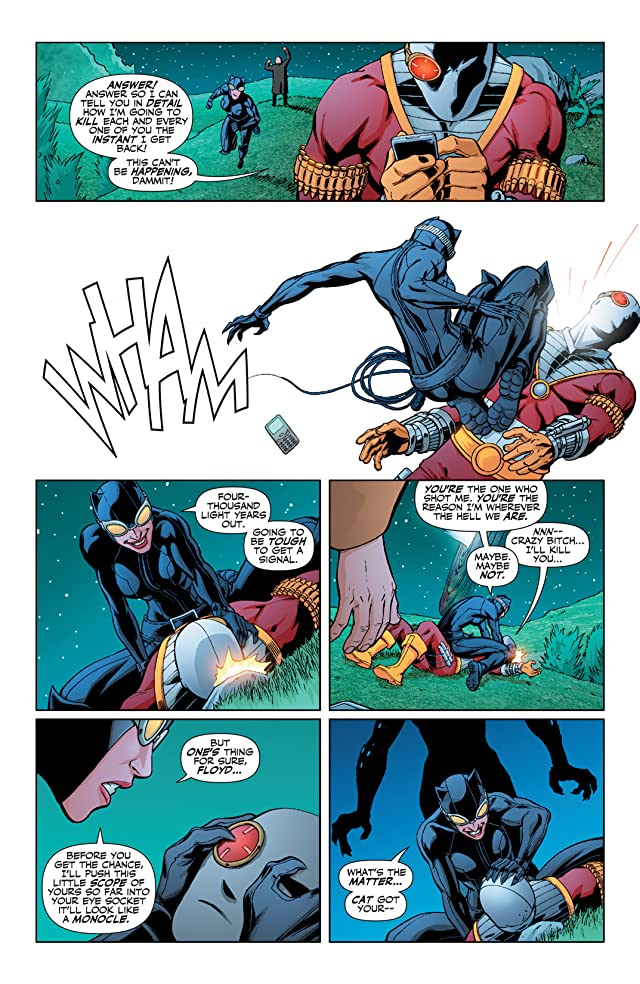 click for super-sized previews of Catwoman (2002-2008) #75