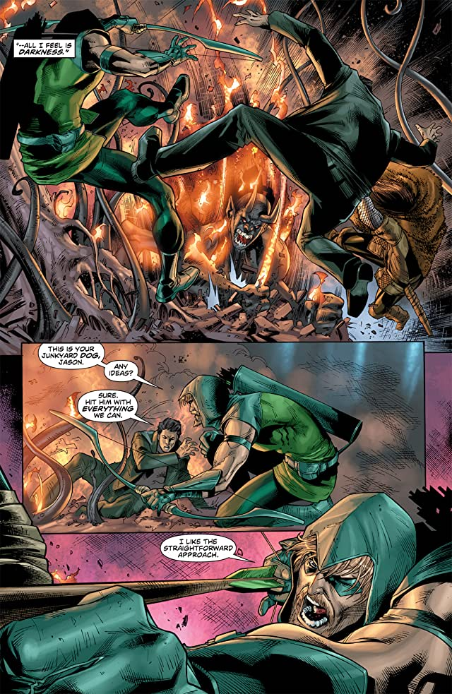 Green Arrow (2010-2011) #9