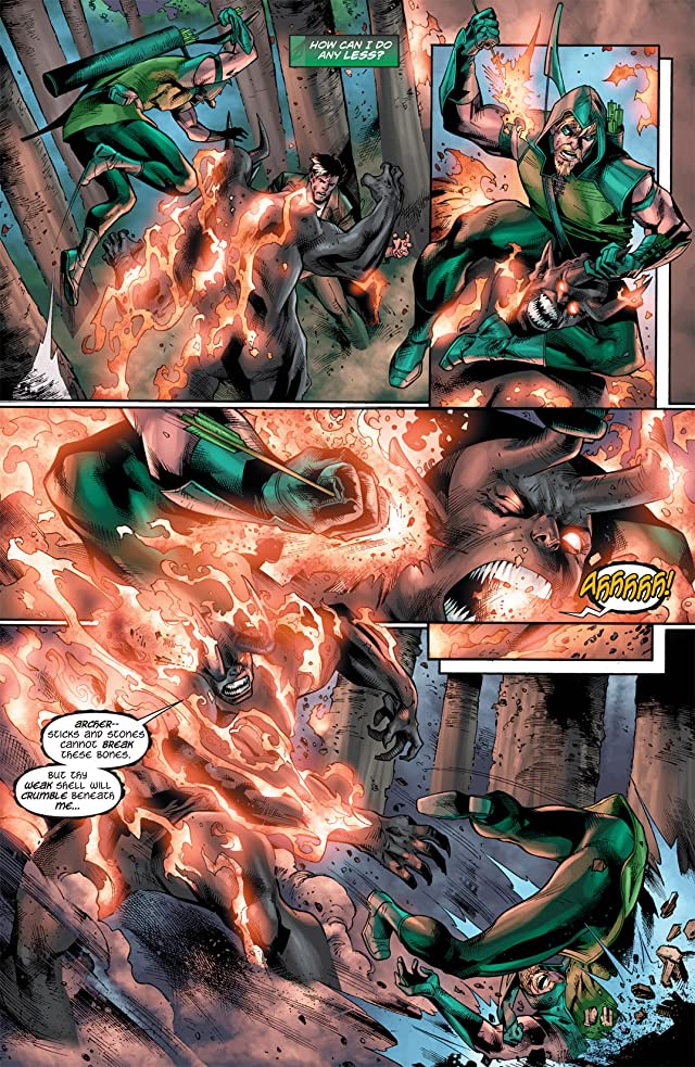 Green Arrow (2010-2011) #10