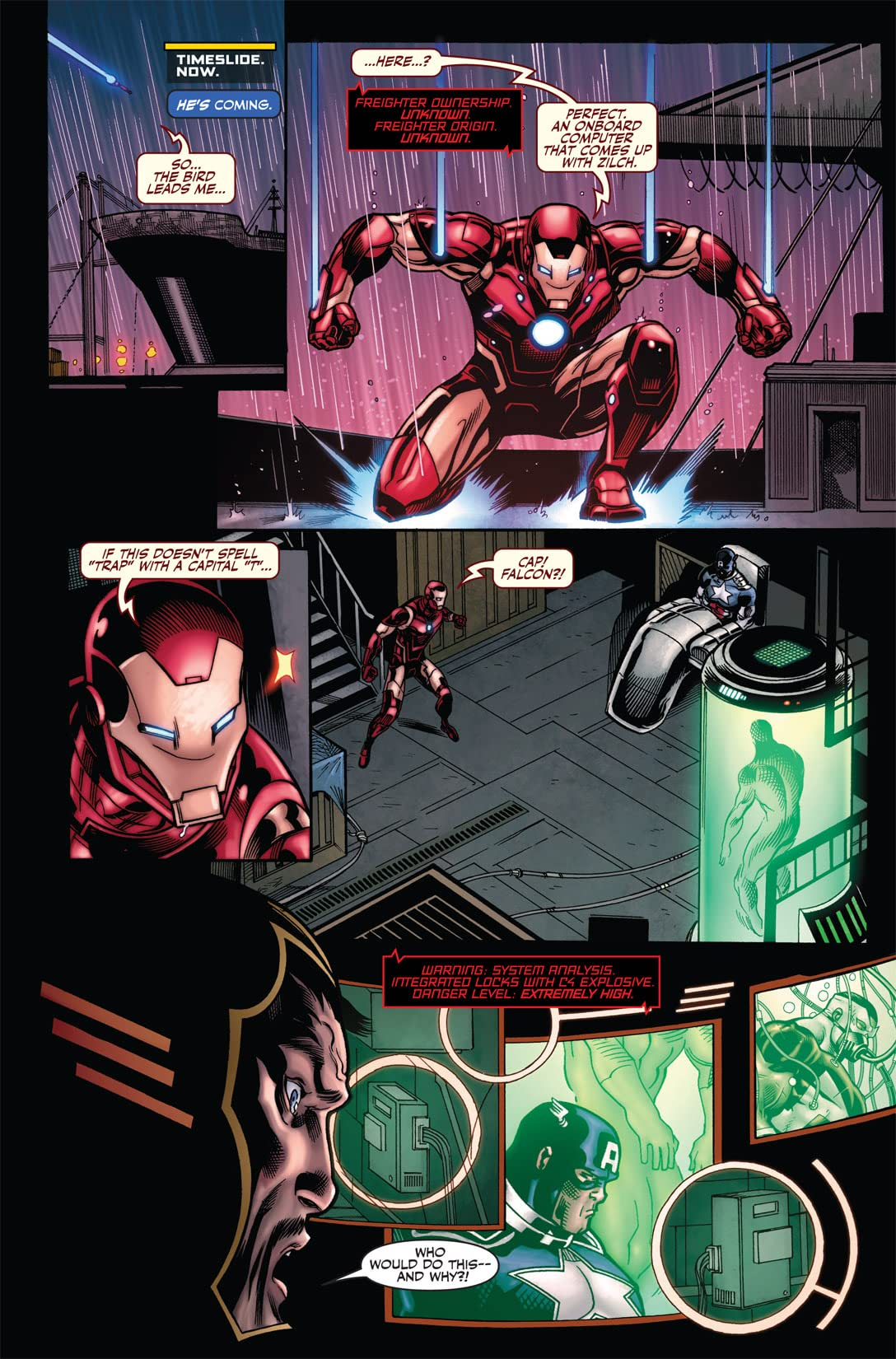Avengers: X-Sanction #2 (of 4)
