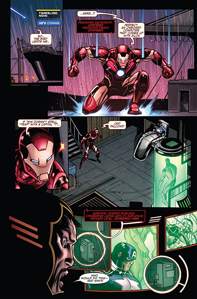 click for super-sized previews of Avengers: X-Sanction #2