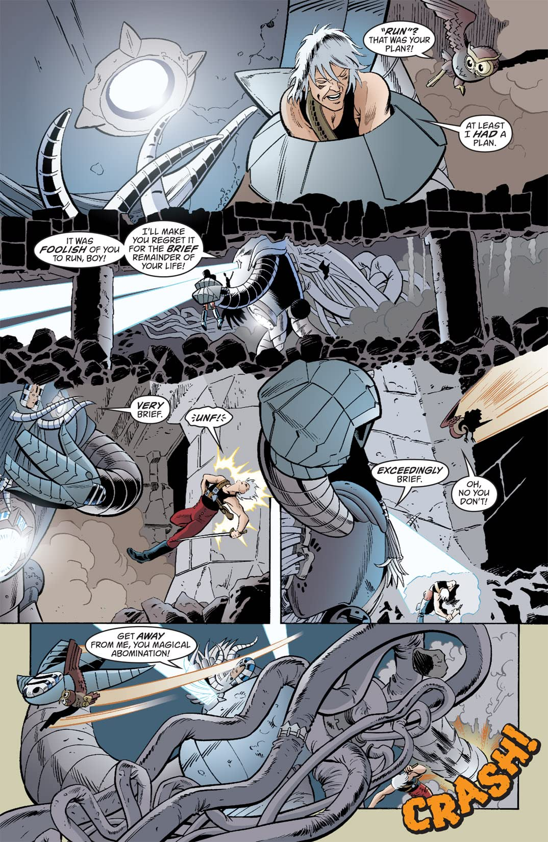 Jack of Fables #42