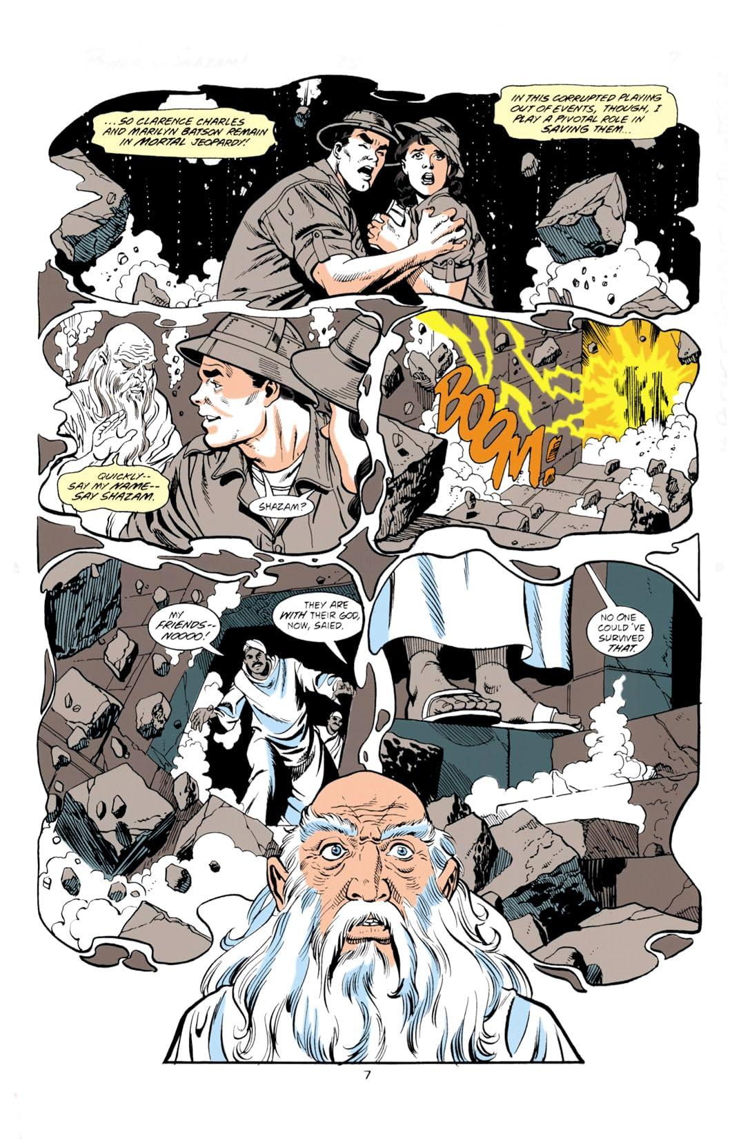 The Power of Shazam (1995-1999) #25