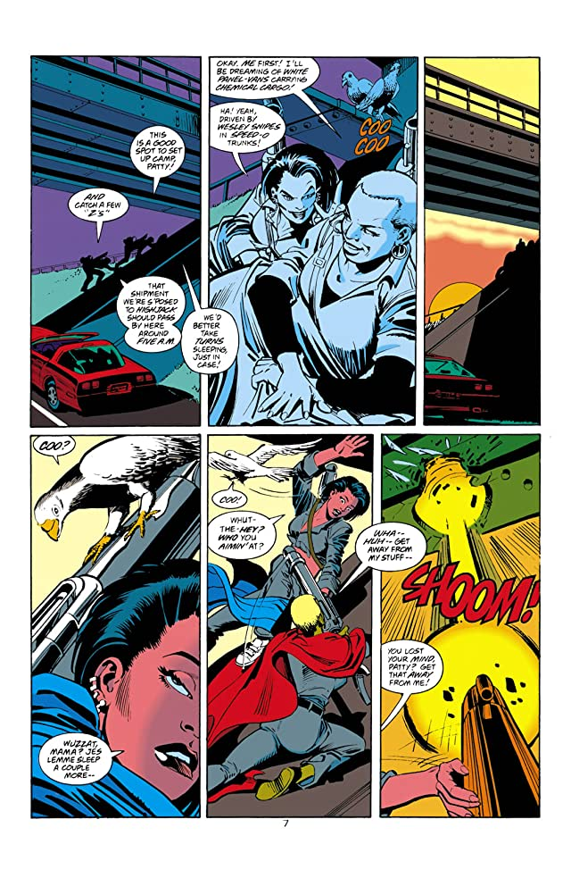 click for super-sized previews of The Power of Shazam (1995-1999) #28