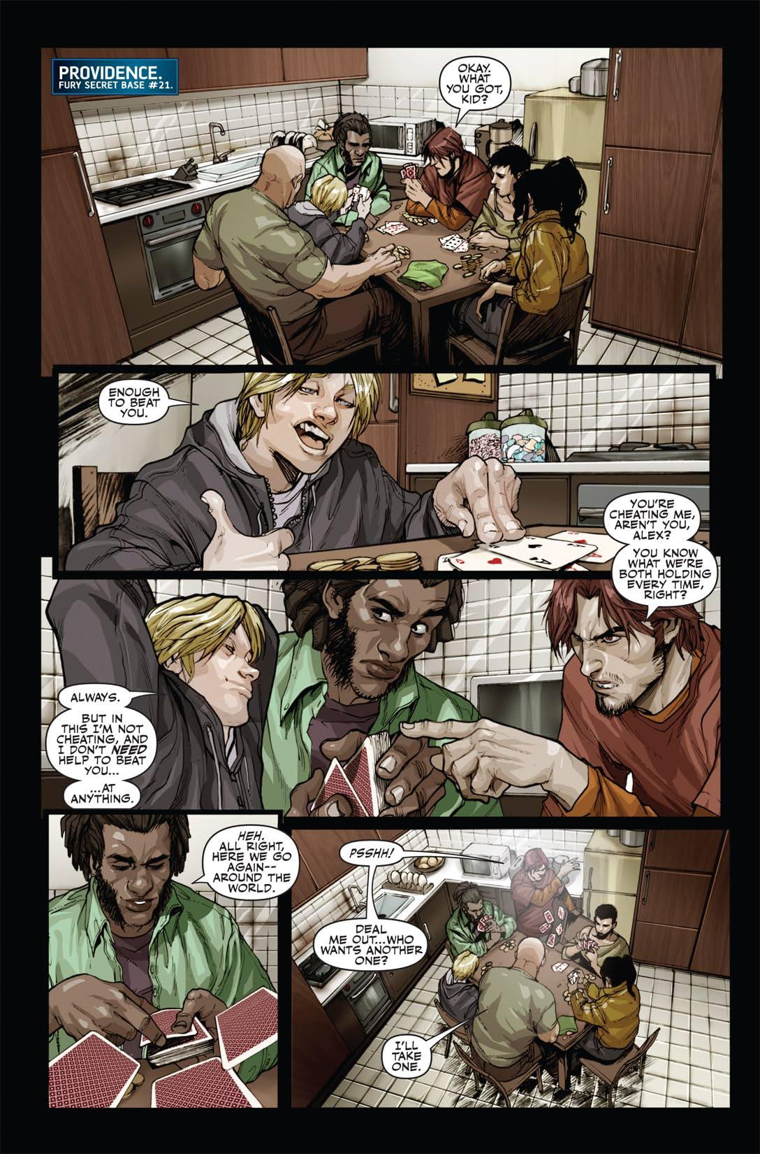 Secret Warriors (2008-2011) #15