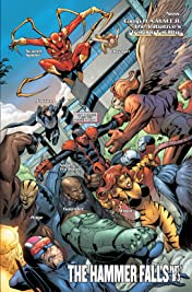Avengers: The Initiative #33