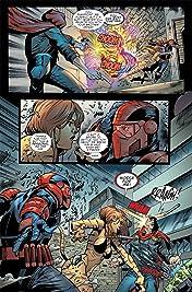 Avengers: The Initiative #34